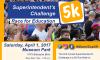 Superintendent's 5K Challenge