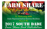 Farm Share Free Food Distribution