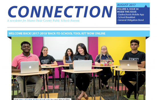 Connection Newsletter – August 2017