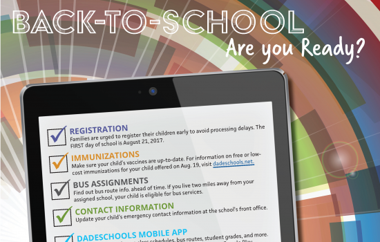 Back-to-School Checklist for Parents