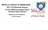 Miracle League of Miami-Dade