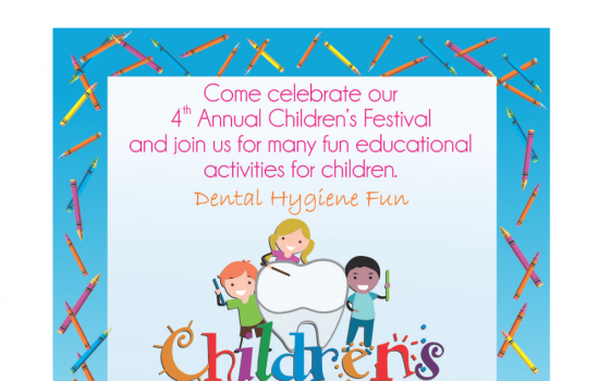 Children's Festival – Saturday, January 27th, 2018 – 11:00 AM to 3:00 PM