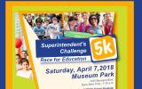2018 Superintendent's 5K Challenge